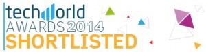 Techworld Awards 2014 Shortlisted