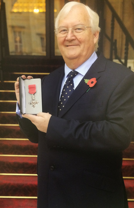 Barry Forde MBE